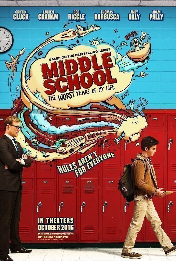 middle school the worst years of my