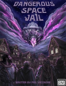 Dangerous Space Jail Cover
