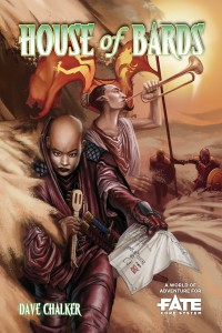 House of Bards Cover