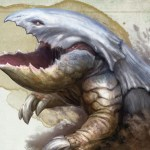 "Dungeons & Dragons ""Monster Manual"" Preview: The Bulette!"