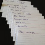 The Index Card Method Codex, Part 1