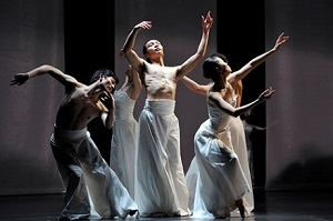 Contemporary Chinese Dance:The Interweaving of Tradition and Modernity