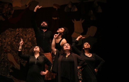 Theatre and Performance Landscapes in Lebanon