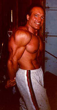 Deadlift Legend Vince Anello