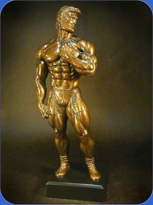 Bodybuilding Amp Powerlifting Sculptures Trophies Figurines