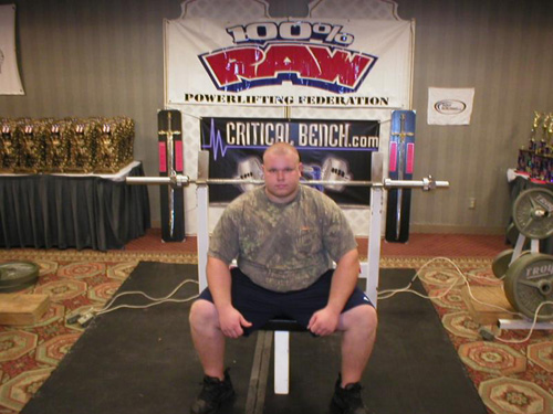 Interview With Teenage World Squat Record Holder Cody Yager