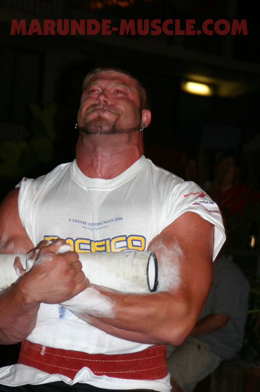 World S Strongest Man Competitor Jesse Marunde