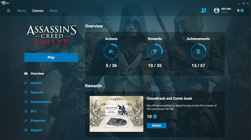 Uplay becoming less intrusive