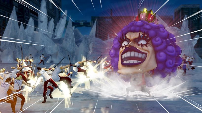 One Piece Pirate Warriors 3 (2)