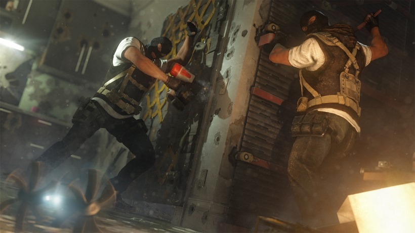 Rainbow Six Siege will launch with just 10 maps