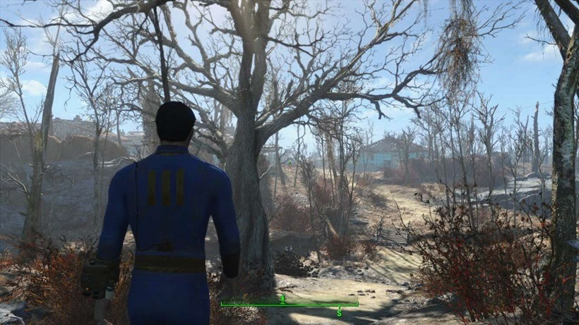 Fallout 4 never makes you feel like you're going in the wrong direction