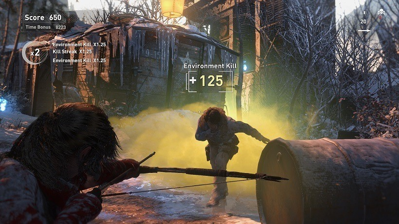 Rise of the Tomb Raider Review 7