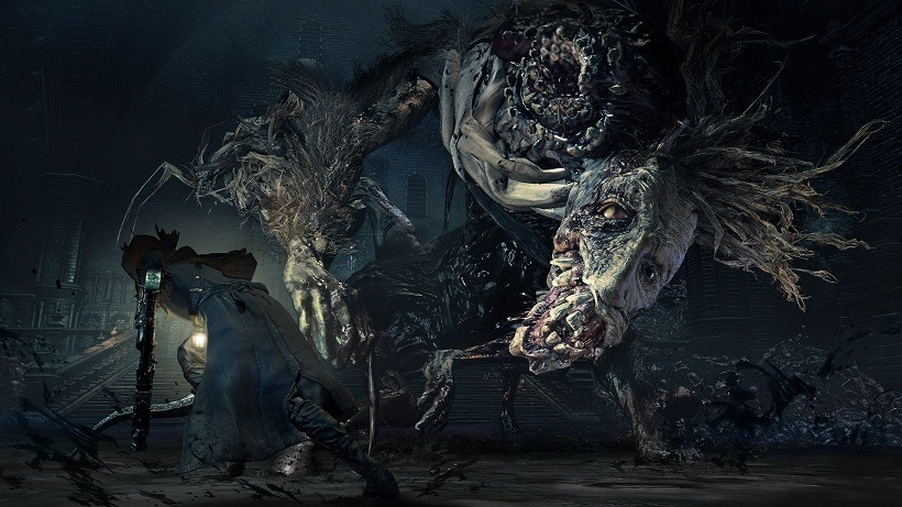 Come watch our Bloodborne Stream!