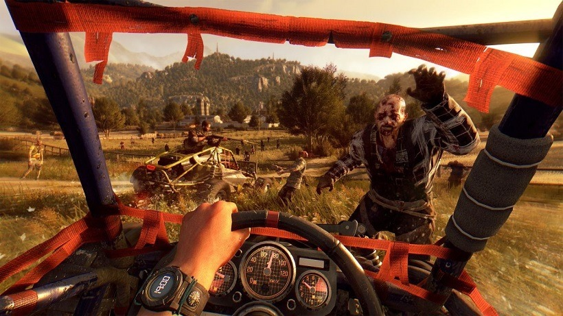 Dying Light's vehicles are making The Following even better