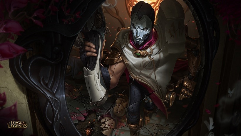 New League of Legends champion - Jhin