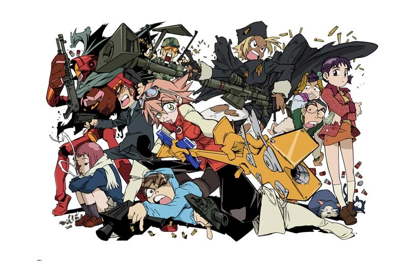 FOOLY COOLY PART 02 FLCL