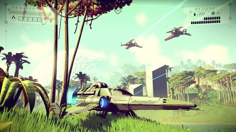 No Man's Sky is more clear now 2