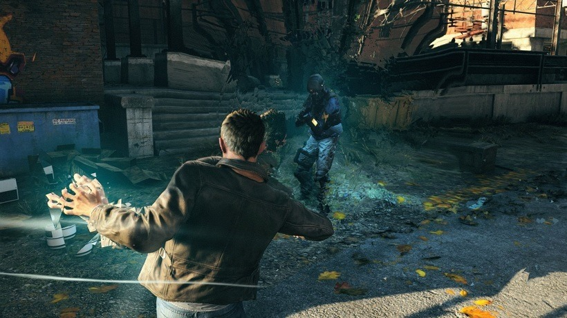 Quantum Break Gameplay preview 1