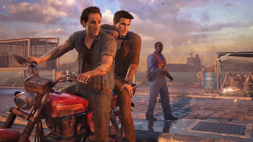 Uncharted 4 final trailer