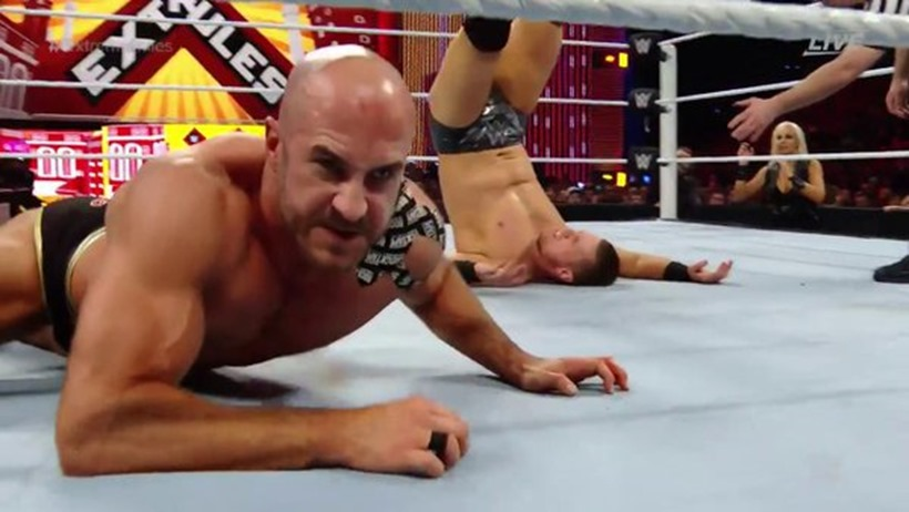 Extreme Rules (7)