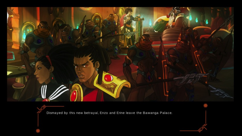 Aurion new art cool