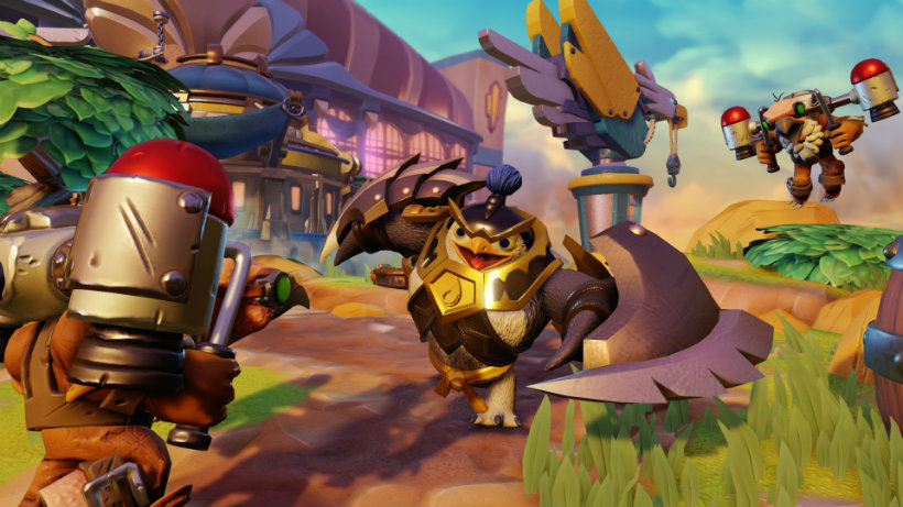 Skylanders Imaginators King Pen 4