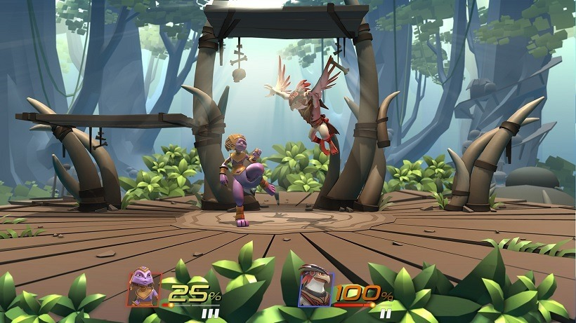 Brawlout revealed for PS4, Xbox One and PC