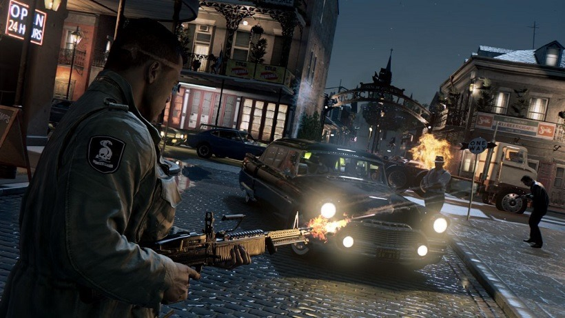 Mafia 3 locked to 30FPS on PC