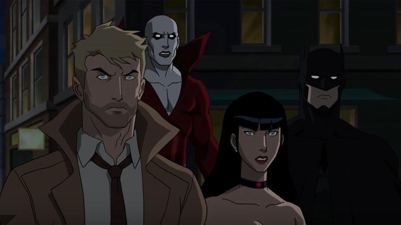 Justice League dark (1)