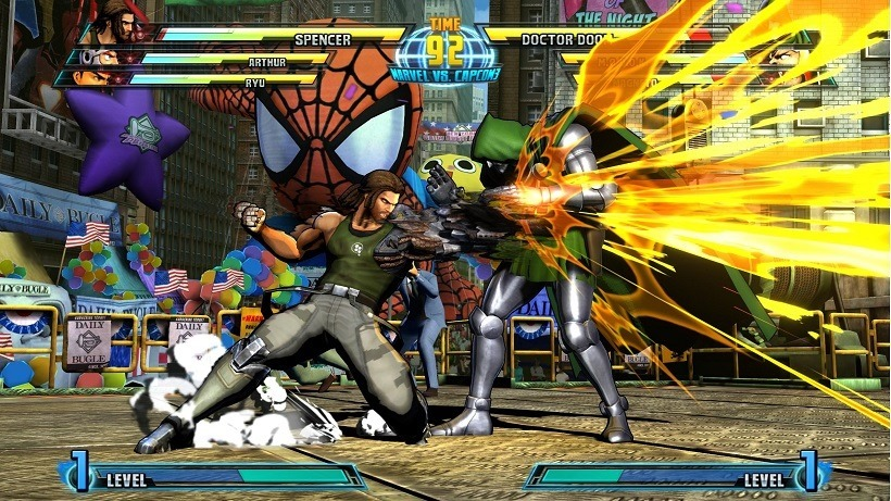 Marvel Vs Capcom 4 coming in 2017 2
