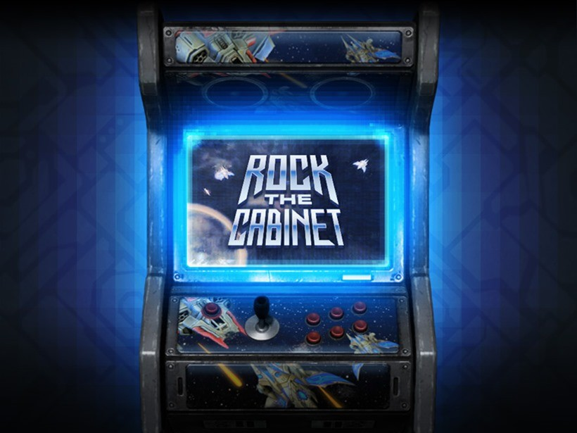 These are the top ten Arcade games in Blizzard's Rock the Cabinet ...
