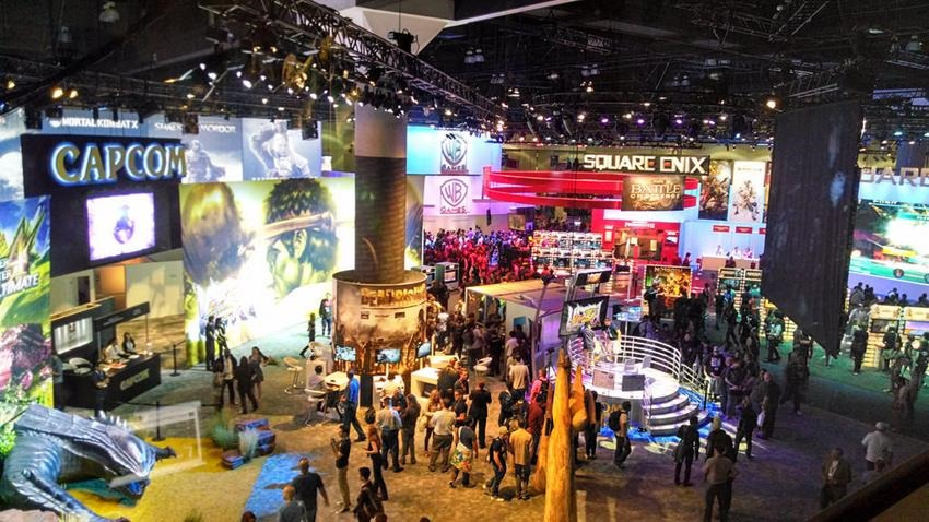 E3 Showfloor