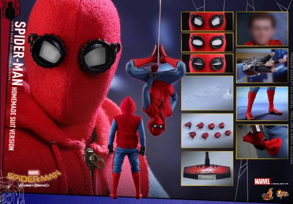 Hot Toys Spidey (3)
