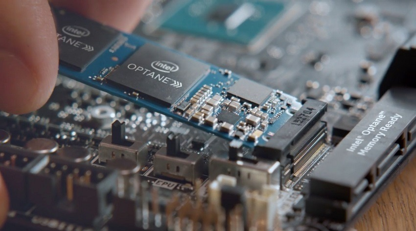 Intel Optane Memory takes your HDD to SSD Speeds