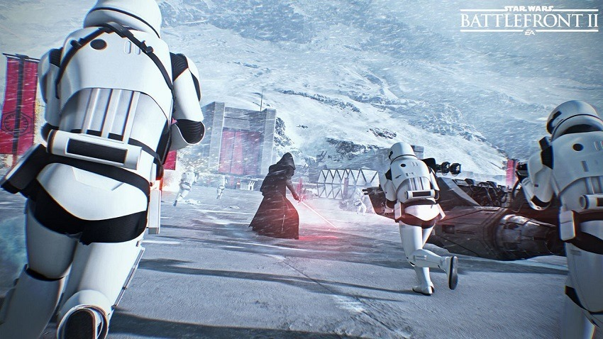 Star Wars Battlefront II gameplay details