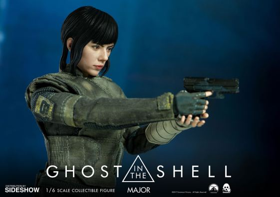 Ghost In The Shell (2)
