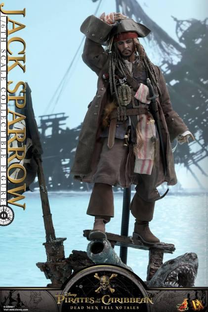 Jack Sparrow Hot Toys (1)