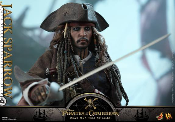 Jack Sparrow Hot Toys (20)