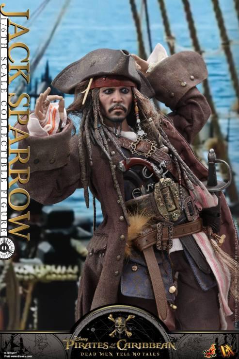 Jack Sparrow Hot Toys (4)