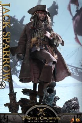 Jack Sparrow Hot Toys (5)