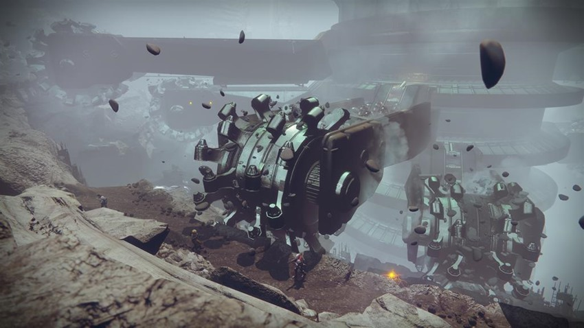 More Destiny 2 Gameplay And New Features Explained