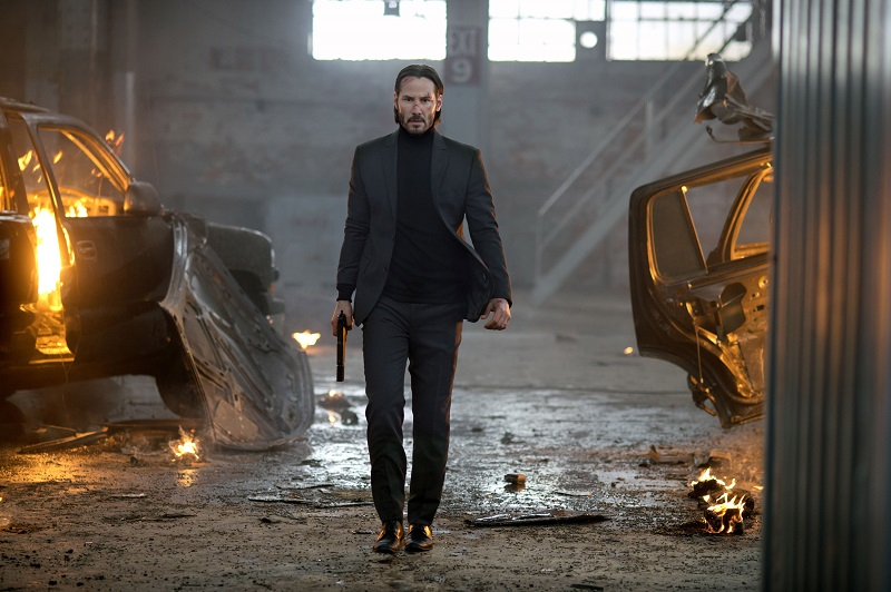 John Wick 3 filming could start by the end of the year