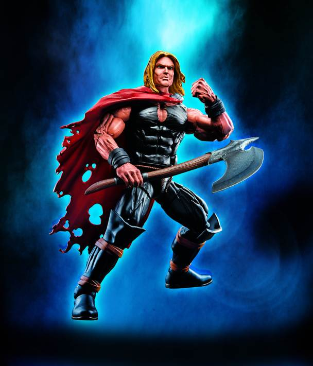 Marvel Legends Thor Hulk (14)