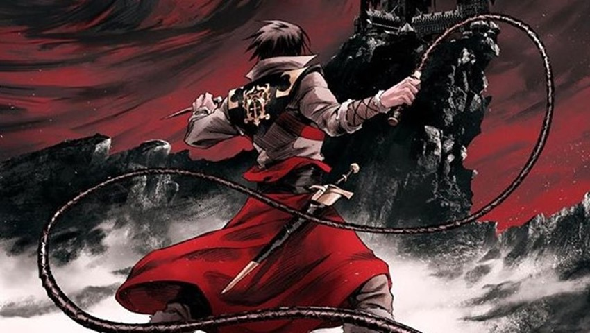 Castlevania Animated Series Receiving Second Season