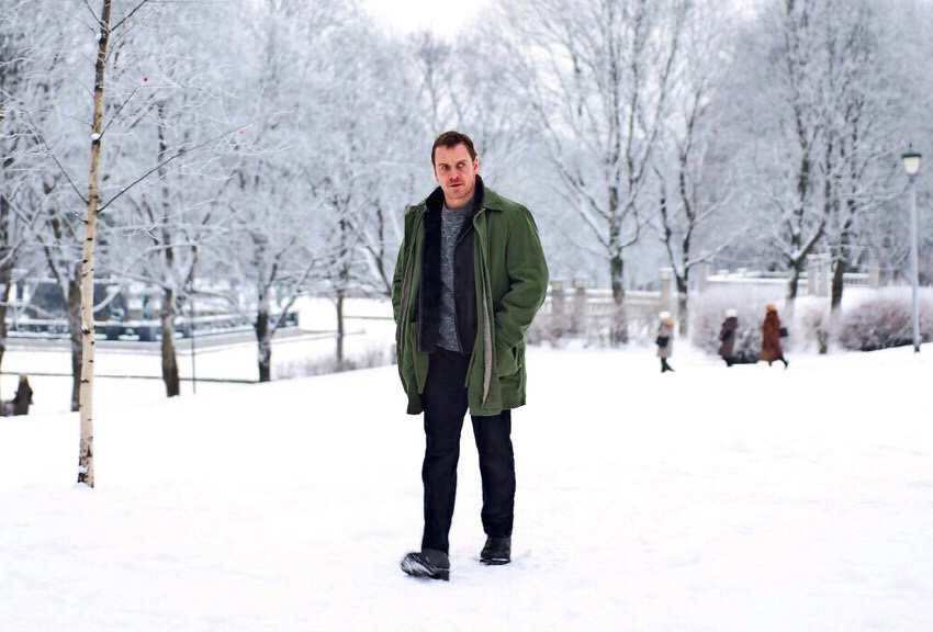Michael Fassbender Is a Detective Named Harry Hole In The Snowman