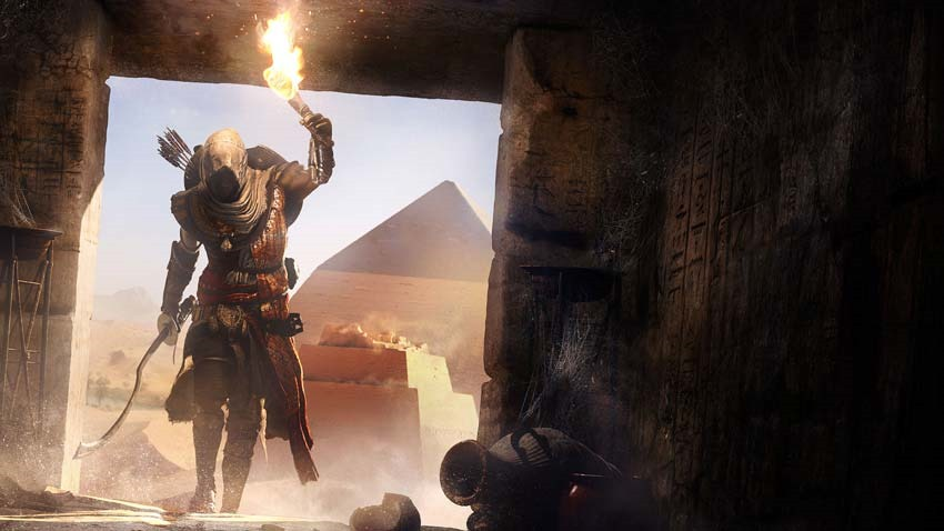 Final Fantasy XV/Assassin's Creed: Origins Surprise Crossover Revealed