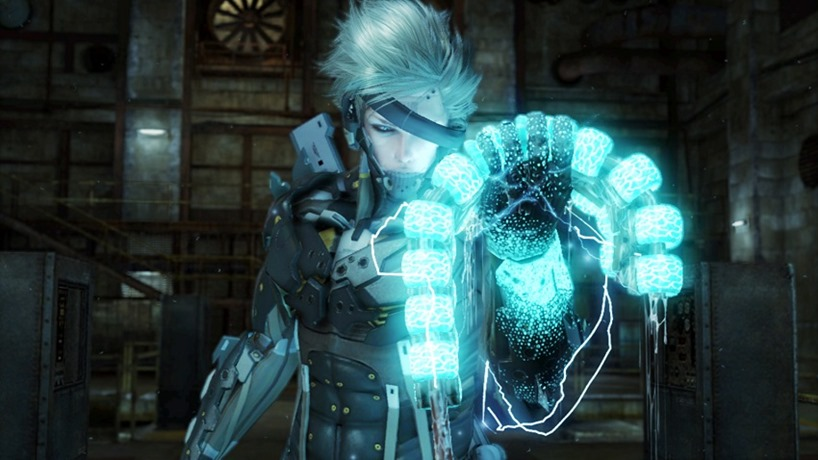 Metal Gear Rising: Revengeance and Screamride become backward compatible