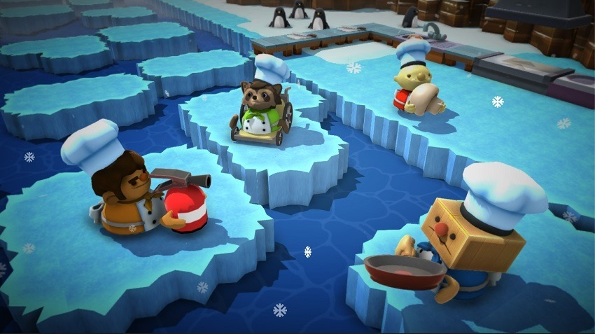 Overcooked issues on Nintendo Switch 2