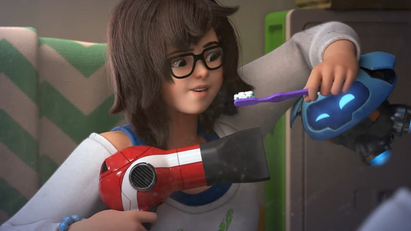 New Overwatch Short Explores Mei's Tragic Origins