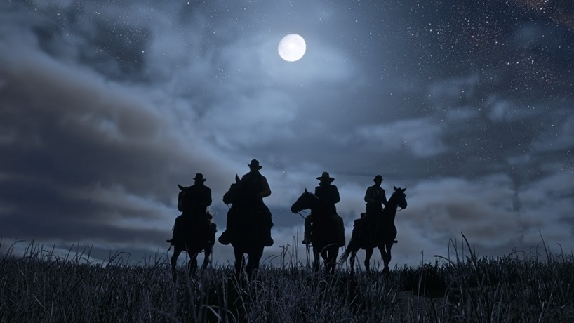 Take-Two aren't confirming Red Dead Redemption 2 for PC just yet